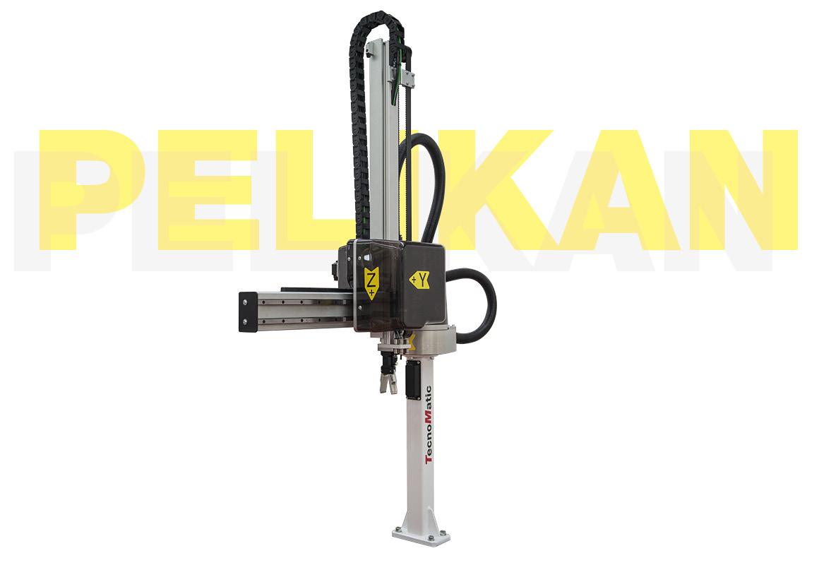TecnoMatic Robots: Sprue Pickers Pelikan