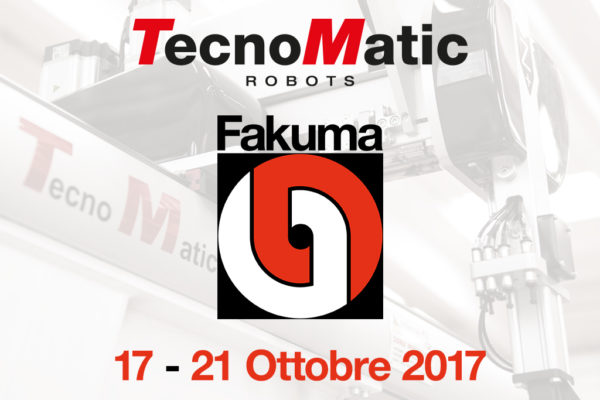 17-21 OCTOBER FAKUMA – INTERNATIONAL TRADE FAIR FOR PLASTICS PROCESSING