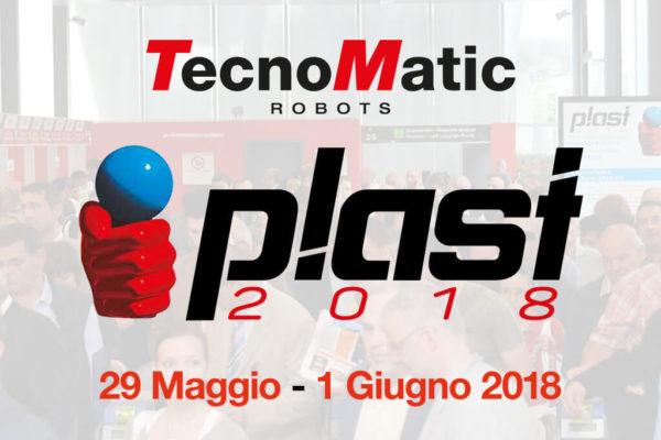PLAST 2018 – DAL 29 MAGGIO AL 1 GIUGNO