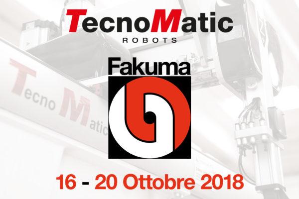 16-20 OTTOBRE FAKUMA – INTERNATIONAL TRADE FAIR FOR PLASTICS PROCESSING