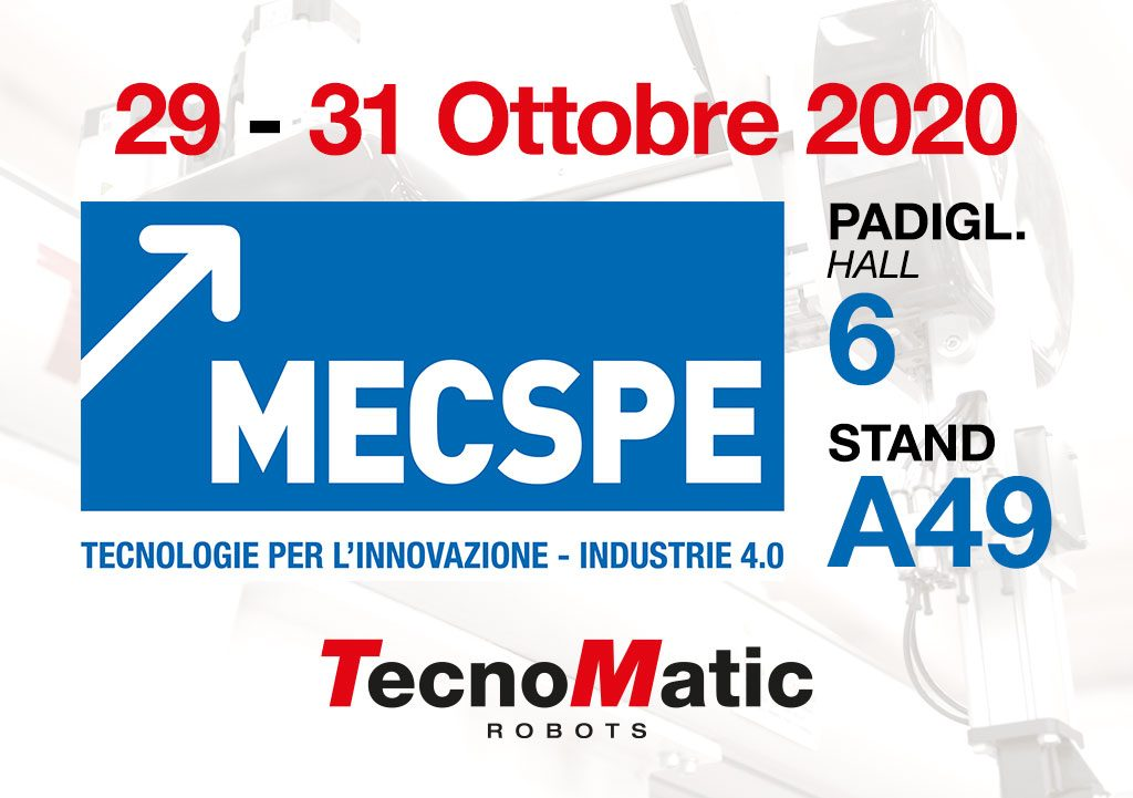 Fiera MECSPE 2020