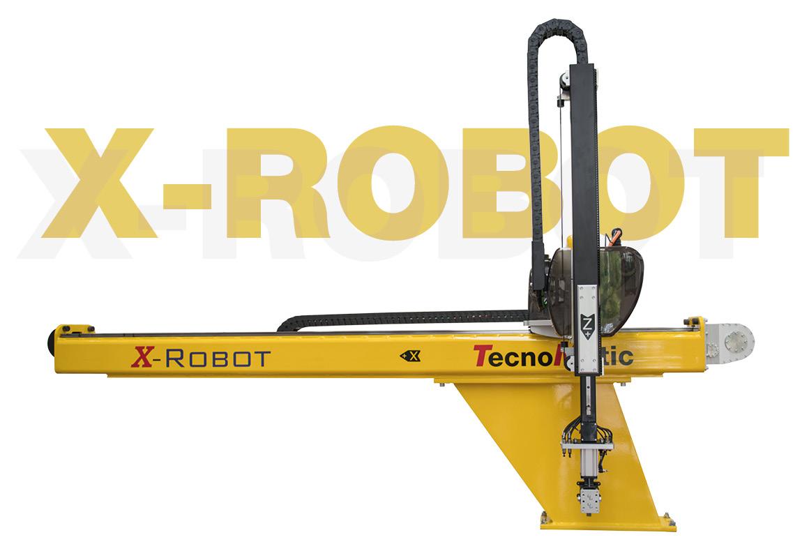 TecnoMatic X-Robot